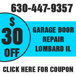 Garage Door Repair Lombard IL Offer