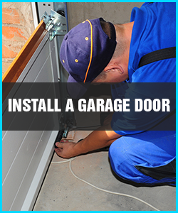 install a garage door lombard il